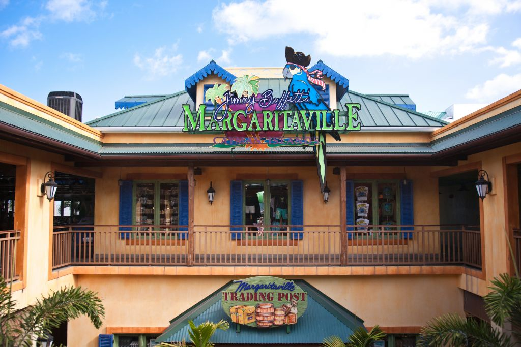 Grand Cayman Restaurant Margaritaville Caribbean