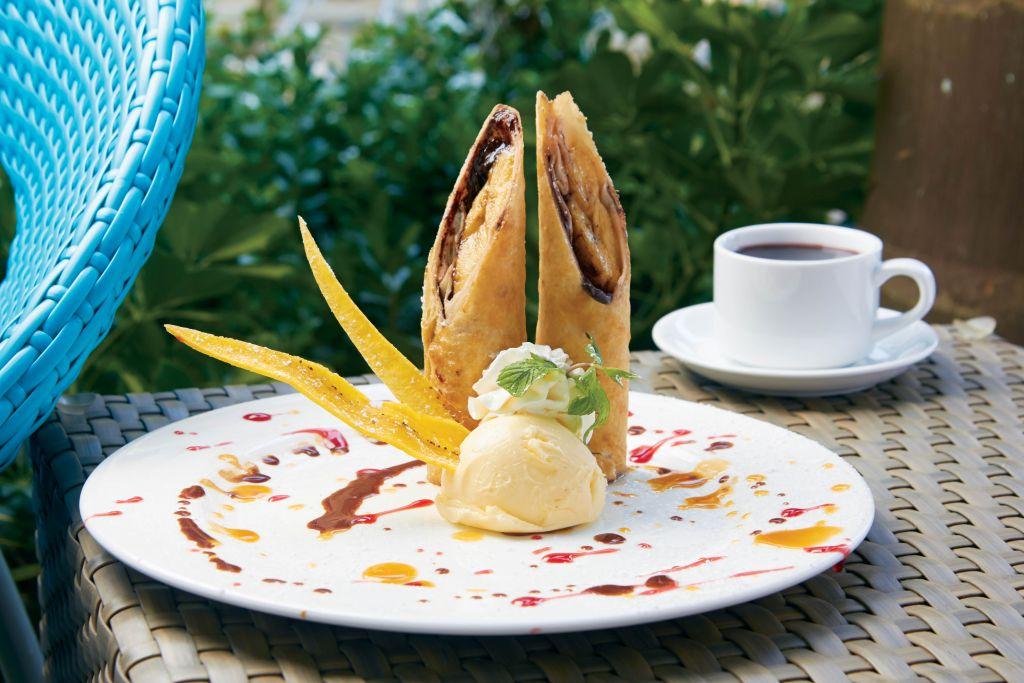 Banana-Rama dessert
