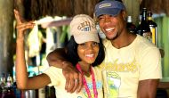 negril-male-female-staff-laughing thumbnail photo