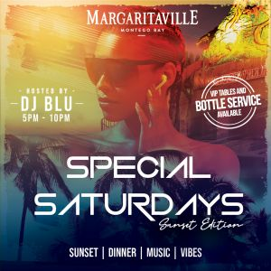 Special Saturday Nights at Margaritaville