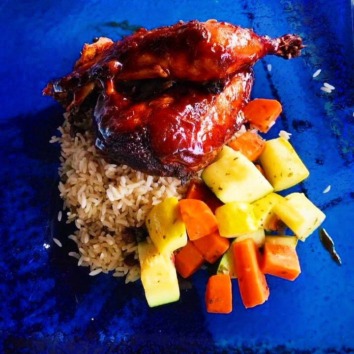 Jerk BBQ Chicken